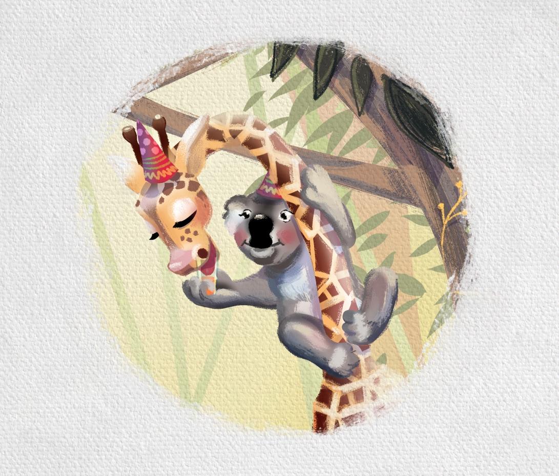 жирафкоала
